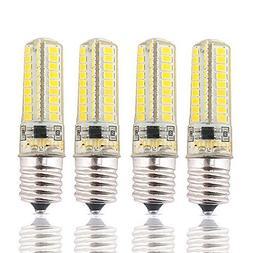 Bonlux E17 LED Appliance Bulb 5W Dimmable 110V Intermediate