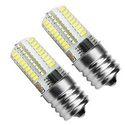 Kakanuo E17 LED Bulb Microwave Oven Light Dimmable 4 Watt Da
