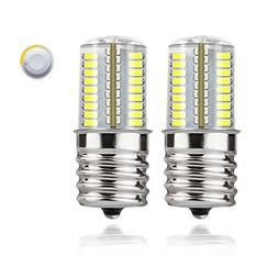 DiCUNO E17 LED Bulb Microwave Oven Light 4 Watt Dimmable Day
