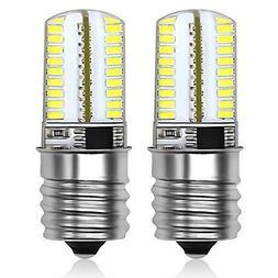E17 LED Bulb Microwave Oven Light Stove Bulb Light 4W Daylig