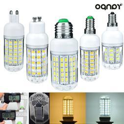 E26 E27 E12 E14 G9  GU10 5730 SMD LED Corn Bulb 9W 12W 18W 2