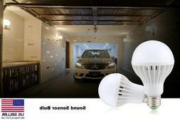 E27 5W Dusk to Dawn Auto Sensor Smart Light Bulb Energy Savi