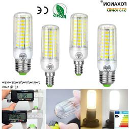 E27 E14 7W 9W 12W 15W 20W 25W 5730 SMD LED Corn Bulb Lamp Li