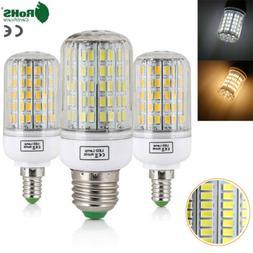 E27 E14 LED Corn Bulb 7W 12W 15W 20W 25W 45W Light 5730 SMD