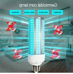 E27 UV Germicidal Lamp 60W LED UVC Bulb Household Disinfecti