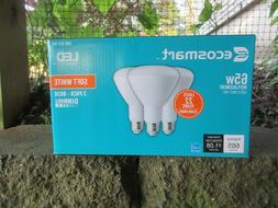 EcoSmart 65-Watt Equivalent BR30 Dimmable LED Light Bulb SOF