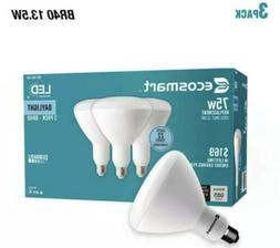 Ecosmart 75w Equivalent Daylight BR40 Dimmable Led Light Bul