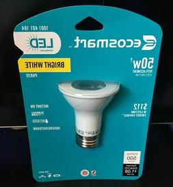 Ecosmart LED 50W Par20 NEW Bright White Flood Light Bulb