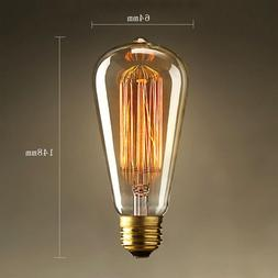 Edison <font><b>LED</b></font> Light <font><b>Bulb</b></font