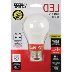 FEIT Electric  12-Volt  10.5 watts A19  LED Bulb  800 lumens