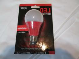 FEIT Electric  LED/DEL Bulb  3.5 watts  Red