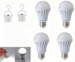Emergency Bulbs Rechargeable LED Light with Battery Backup L