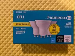 50W Equivalent Bright White MR16 GU10 LED Light Bulb