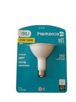 EcoSmart 75W Equivalent Bright White  PAR30 LED Flood Light