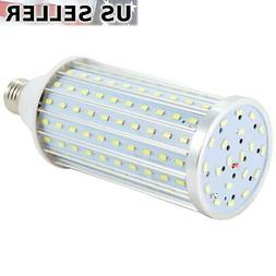 200W Equivalent LED Bulb 180-Chip Corn Light E26 3200lm 30W