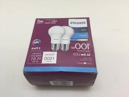Philips 100W Equivalent Daylight LED Light Bulb