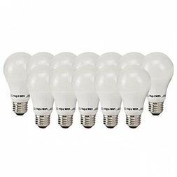 60W Equivalent SlimStyle A19 Soft White 2700K LED Light Bulb