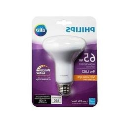 Philips 65W Equivalent Soft White BR30 Dimmable Warm Glow LE