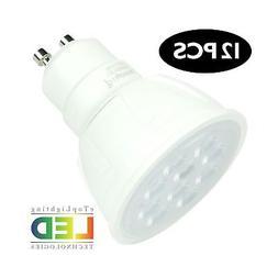 eTopLighting  MR16 GU10 7W LED Light Bulbs 600 Lumen Day Lig