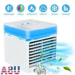 Evaporative Portable Air Conditioner Cooler Fan Personal Spa