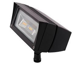 RAB Lighting FFLED18 Future Flood 18W Cool LED 120V to 277V