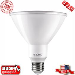 Cree Flood Light Bulb LED Dimmable PAR38 Outdoor Security La