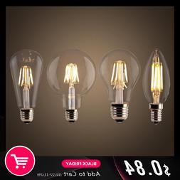 <font><b>LED</b></font> Filament <font><b>Bulb</b></font> E2