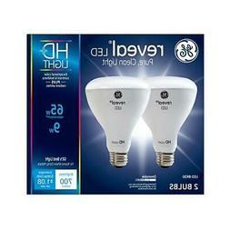 G E Lighting 30691 Reveal HD+ LED Dimmabe Light Bulbs 700 Lu