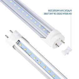 """G13 LED Tube Light Lamp Bulb-T8 4 Foot Feet 4FT 48"""" Inch-18W"""