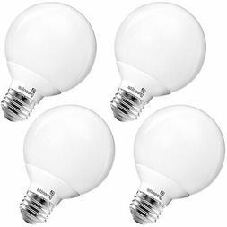 Greenlite G25 Globe LED Bulb 5W=40W Bright White 450lm Damp