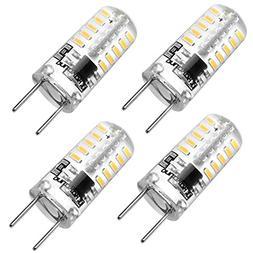 Kakanuo G8 LED Bulb Dimmable 2 Watt Warm White 3000K G8 Bi-P