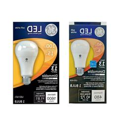 GE LED Bulb 40 watts 100 watts Lumens Dimmable Lamp Color So