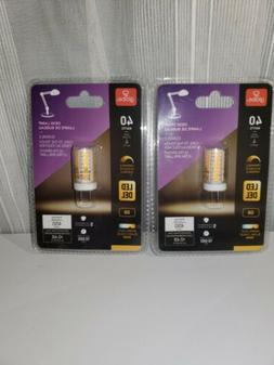 Globe Electric40W Warm White  G8 Dimmable LED Light Bulb P