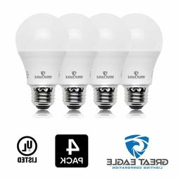 Great Eagle 14W  A19 LED Bulb, 1600 Lms, 4000K