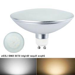 GU10 AR111 Spotlight 2835 SMD Cool/Warm White LED Bulb 12W L
