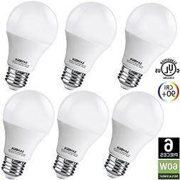 Ascher GU10 COB LED Bulbs, 50W Halogen Bulbs Equivalent, 5W,