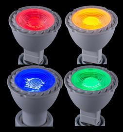 CBConcept® GU10 LED Bulbs, 5 Watt, 520 Lumen, 50W Equal, 12