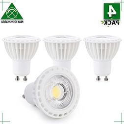 GU10 LED Light Bulb, 25W Halogen Bulb Equivalent, 3W, GU10 B
