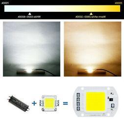 High Voltage Driveless Light Source LED Bulb Warm/Cool White