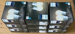 Philips Hue White A19 2700 K Warm 2 pack bulbs E26. New in b