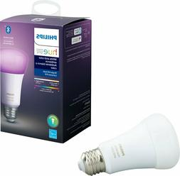 Philips Hue White & Color Ambiance A19 Bluetooth Smart LED B