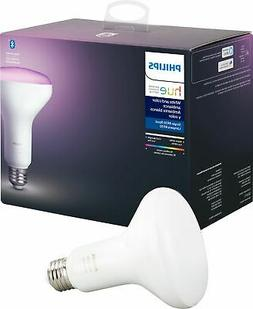 Philips - Hue White & Color Ambiance BR30 Bluetooth Smart LE