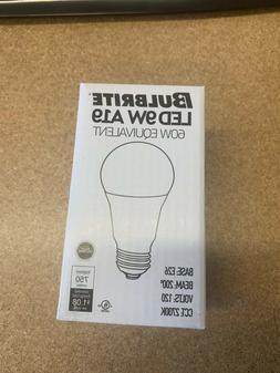 Bulbrite Item #774005, LED Light Bulb, 9W LED A19 4000K E26