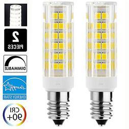 JD E11 120V 6W Dimmable LED Light Bulb 50W 75W Halogen Bulbs