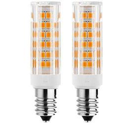 JD E11 120V 75W LED Replacement Dimmable E11 LED Light Bulb