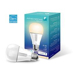 TP-LINK Kasa Smart Wi-Fi LED Light Bulb , A19, 60W Equivalen