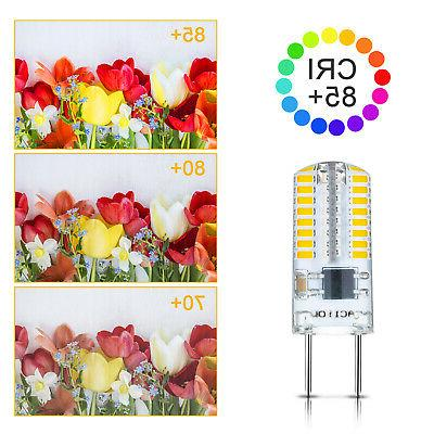 10pcs Light Bulb Lamp 64 3014 Kitchen Lighting Warm White