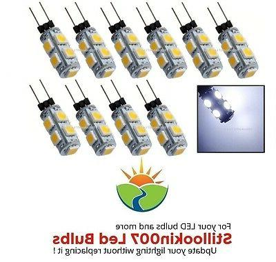 10 low voltage landscape g4 led bulbs