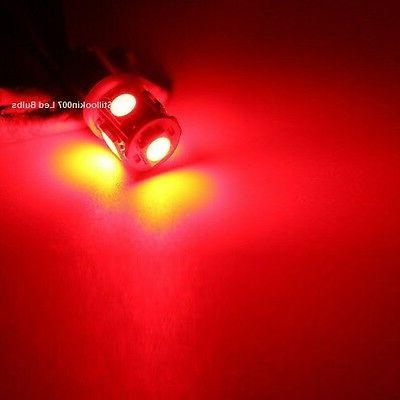 10 Landscape T5 bulbs RED per