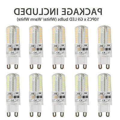 10 LED Bulb Light AC